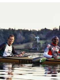 Piers Cruickshanks & Siseko Ntondini